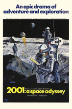 This is an image of Vintage Reproduction of 2001 a Space Odyssey 295108