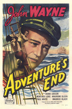 This is an image of Vintage Reproduction of Adventure's End 295118