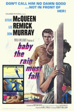 This is an image of Vintage Reproduction of Baby the Rain Must Fall 295139