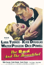This is an image of Vintage Reproduction of The Bad and the Beautiful 295140