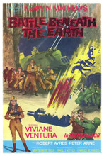 This is an image of Vintage Reproduction of Battle Beneath the Earth 295147