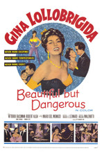 This is an image of Vintage Reproduction of Beautiful but Dangerous 295150
