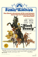 This is an image of Vintage Reproduction of Black Beauty 295155