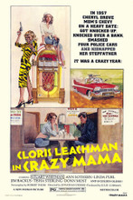 This is an image of Vintage Reproduction of Crazy Mama 295179