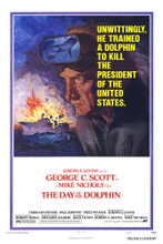 This is an image of Vintage Reproduction of Day of the Dolphin 295195