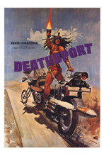 This is an image of Vintage Reproduction of Deathsport 295209