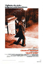 This is an image of Vintage Reproduction of Death Wish 295212