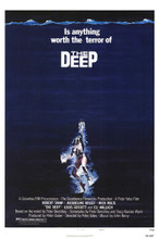 This is an image of Vintage Reproduction of The Deep 295213