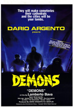 This is an image of Vintage Reproduction of Demons 295221