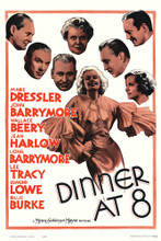 This is an image of Vintage Reproduction of Dinner at 8 295300
