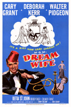 This is an image of Vintage Reproduction of Dream Wife 295331