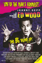 This is an image of Vintage Reproduction of Ed Wood 295337