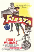 This is an image of Vintage Reproduction of Fiesta 295352
