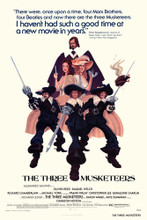 This is an image of Vintage Reproduction of The Three Musketeers 295360
