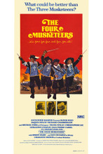 This is an image of Vintage Reproduction of The Four Musketeers 295361