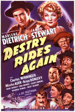 This is an image of Vintage Reproduction of Destry Rides Again 295382