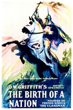 This is an image of Vintage Reproduction of D.W. Griffith's the Birth of a Nation 295385