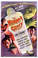 This is an image of Vintage Reproduction of The Mummy's Ghost 295388