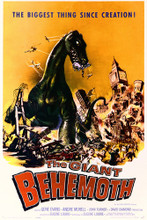 This is an image of Vintage Reproduction of The Giant Behemoth 295396