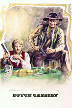 This is an image of Vintage Reproduction of Butch Cassidy and the Sundance Kid 296886