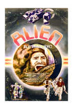 This is an image of Vintage Reproduction of Alien 296892