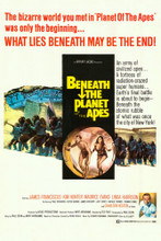 This is an image of Vintage Reproduction of Beneath the Planet of the Apes 295053