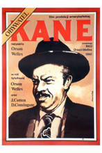 This is an image of Vintage Reproduction of Citizen Kane 295062