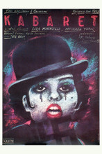 This is an image of Vintage Reproduction of Cabaret 295074