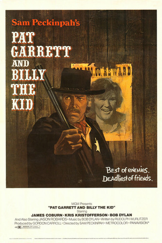 This is an image of Vintage Reproduction of Pat Garrett and Billy the Kid 295090
