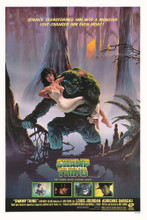 This is an image of Vintage Reproduction of Swamp Thing 295095
