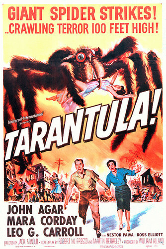 This is an image of Vintage Reproduction of Tarantula 295167