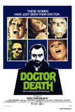 This is an image of Vintage Reproduction of Doctor Death 295186
