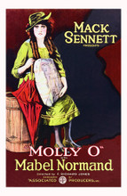 This is an image of Vintage Reproduction of Molly O 295206