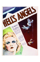 This is an image of Vintage Reproduction of Hell's Angels 295228