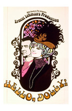 This is an image of Vintage Reproduction of Hello,dolly! 295230