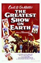 This is an image of Vintage Reproduction of The Greatest Show on Earth 295278