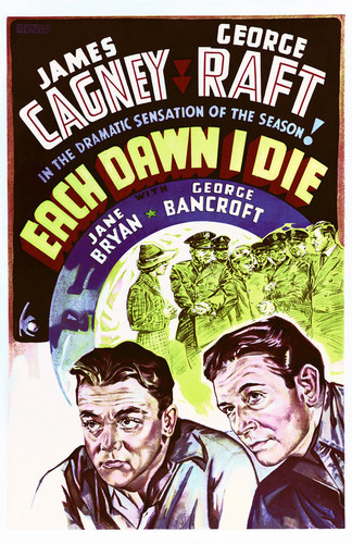 This is an image of Vintage Reproduction of Each Dawn I Die 295280