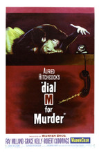 This is an image of Vintage Reproduction of Dial M for Murder 295294