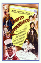 This is an image of Vintage Reproduction of David Copperfield (1935) 295296