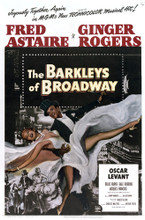 This is an image of Vintage Reproduction of The Barkleys of Broadway 295308