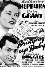 This is an image of Vintage Reproduction of Bringing Up Baby 101299