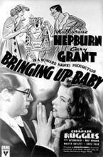 This is an image of Vintage Reproduction of Bringing Up Baby 101300