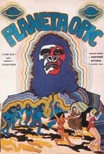 This is an image of Vintage Reproduction of Planet of the Apes 295842