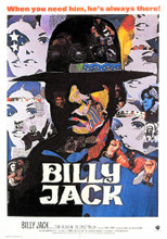 This is an image of Vintage Reproduction of Billy Jack 295844