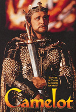 This is an image of Vintage Reproduction of Camelot 295860