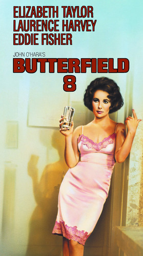 This is an image of Vintage Reproduction of Butterfield 8 295861