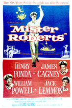 This is an image of Vintage Reproduction of Mister Roberts 296483
