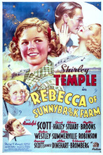 This is an image of Vintage Reproduction of Rebecca of Sunnybrook Farm 296531