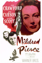 This is an image of Vintage Reproduction of Mildred Pierce 296872