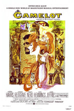 This is an image of Vintage Reproduction of Camelot 297026